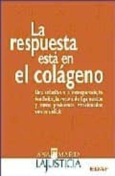 Javiercoterillo.es La Respuesta Esta En El Colageno Image