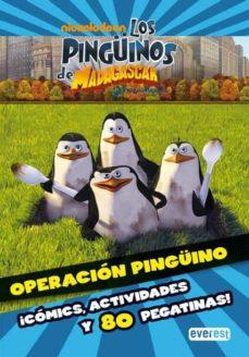 Cdaea.es Pingüinos De Madagascar: Operacion Pingüino (Libro De Actividades Con Pegatinas) Image