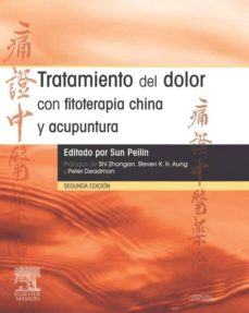 tratamiento del dolor con fitoterapia china y acupuntura (ebook)-p. sun-9788445824009