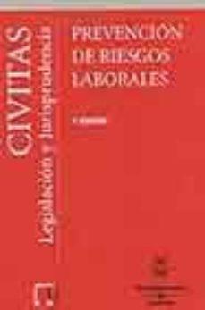Descargar ebooks for ipad 2 gratis PREVENCION DE RIESGOS LABORALES : LEGISLACION Y JURISPRUDENCIA