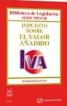 Inmaswan.es Impuesto Sobre El Valor Añadido (15ª Ed) Image