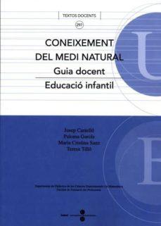 Asdmolveno.it Coneixement Del Medi Natural. Guia Docent. Educació Infantil. Image