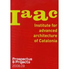 Upgrade6a.es Iaac: Propectus &Amp; Projects 2008 - 2009 Image