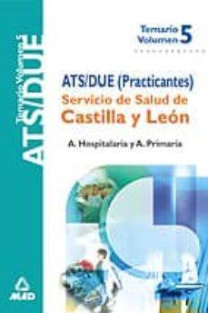 Inmaswan.es Ats-due Servicio De Salud De Castilla Y Leon: Temario (Vol. V) Image