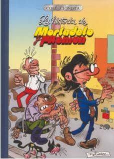 Geekmag.es La Historia De Mortadelo Y Filemon Image