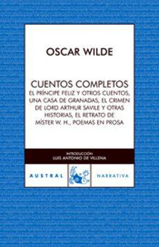 cuentos completos wilde-oscar wilde-9788467022209