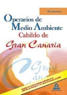 Geekmag.es Operarios De Medio Ambiente Del Cabildo De Gran Canaria. Temario Image