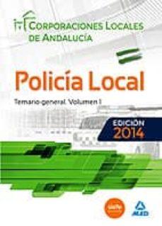 Iguanabus.es Policia Local De Andalucia.temario General.volumen I Image