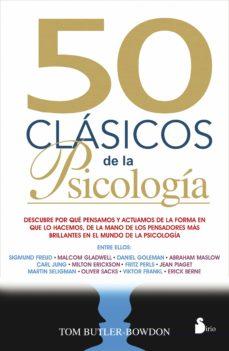 Encuentroelemadrid.es 50 Clasicos De La Psicologia Image