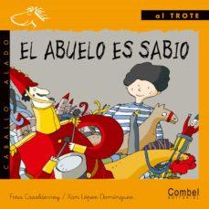 Enmarchaporlobasico.es El Abuelo Es Sabio (Letra Manuscrita) Image