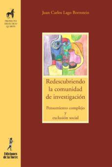 redescribiendo la comunidad de investigación (ebook)-juan carlos lago bornstein-9788479606909