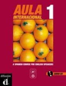 Enmarchaporlobasico.es Aula Internacional 1( Libro + Cd) Image
