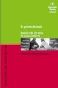 Inmaswan.es El Proyectorado: Bolivia Tras 20 Años De Ayuda Externa Image