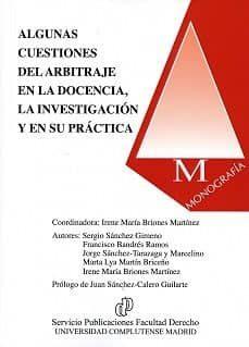 Eldeportedealbacete.es Algunas Cuestiones Del Arbitraje En La Docencia, La Investigacion Y En Su Practica. Image
