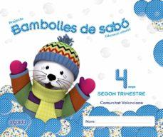 Mrnice.mx Bambollas De Sabó 4 Anys. 2º Trimestre Educación Infantil Image