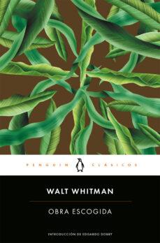 obra escogida-walt whitman-9788491053309
