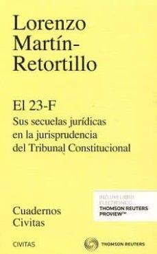 Permacultivo.es El 23-f Sus Secuelas Jurídicas En La Jurisprudencia Del Tribunal Constitucional Image
