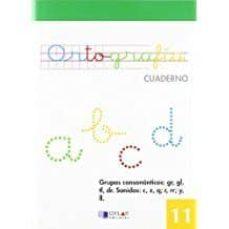 cuaderno ortografia numero 11 eso nueva edicion-9788492795109