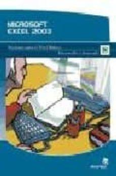 Inmaswan.es Microsoft Excel 2003: Nociones Basicas (Intermedio-avanzado) Image