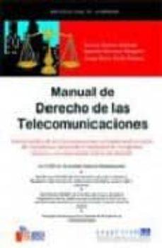 Titantitan.mx Manual De Derecho De Las Telecomunicaciones Image