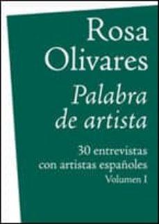 Valentifaineros20015.es Palabra De Artista (2 Vols) Image