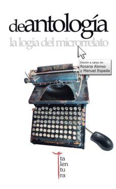 de antología (ebook)-manuel espada-rosana alonso-9788494176609