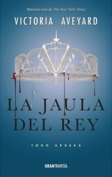 Padella.mx La Jaula Del Rey: Todo Ardera (La Reina Roja 3) Image