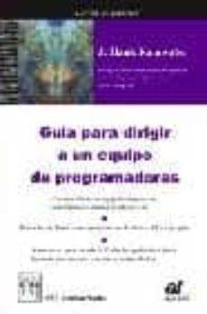 Asdmolveno.it Guia Para Dirigir A Un Equipo De Programadores Image