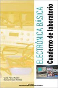 Mrnice.mx Electronica Basica: Cuaderno De Laboratorio Image