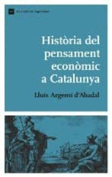 Javiercoterillo.es Historia Del Pensament Economic A Catalunya Image