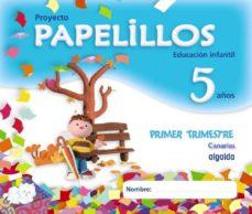 Colorroad.es Papelillos 5. 1º Trimestre/canarias Image