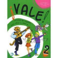 Permacultivo.es ¡Vale! 2 - Libro Del Alumnado Image