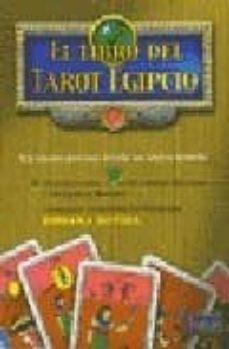 Carreracentenariometro.es Libro Del Tarot Egipcio (Incluye 78 Cartas) Image