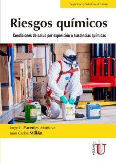 Pdf descargar ebook descargar RIESGOS QUÍMICOS DJVU FB2 MOBI de PAREDES JORGE 9789587629309 in Spanish