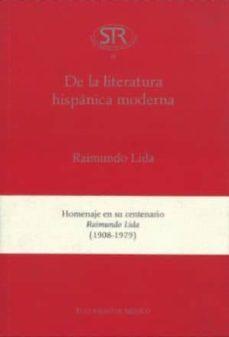 Inmaswan.es De La Literatura Hispanica Moderna Image