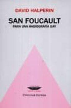 Javiercoterillo.es San Foucault: Para Una Hagiografia Gay Image