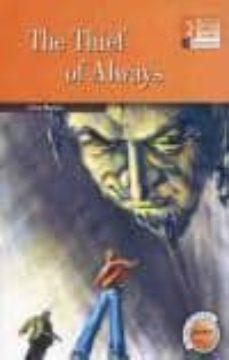 Foro de descarga de libros electrónicos THE THIEF OF ALWAYS (2º ESO) (Literatura española)  9789963475209 de CLIVE BARKER