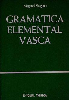 Carreracentenariometro.es Gramática Elemental Vasca Image