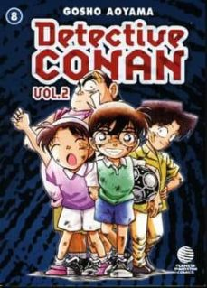 Chapultepecuno.mx Detective Conan (Vol. Ii; Nº 8) Image