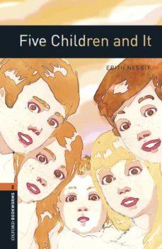 Descarga gratuita de libros de certificación. OXFORD BOOKWORMS LIBRARY 2 FIVE CHILDREN & IT MP3 PACK  en español