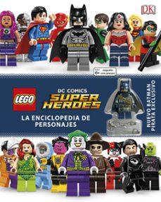 Padella.mx Lego Dc Enciclopedia De Personajes Image