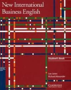 Curiouscongress.es New International Business English Updated Edition Student S Book With Bonus Extra Bec Vantage Preparation Cd-rom Image