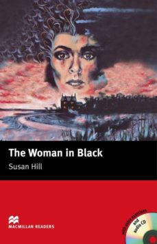 macmillan readers elementary: woman in black, the pack-susan hill-9781405077019