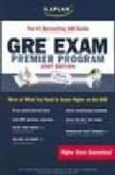 Encuentroelemadrid.es Kaplan Gre Exam 2007: Premier Program Image