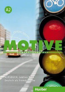 Libros gratuitos descargables de libros electrónicos MOTIVE A2, KURSBUCH LEKTION 9-18 (Spanish Edition) MOBI PDF
