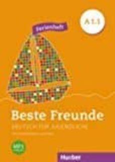 Iphone descargar gratis ebooks BESTE FREUNDE A1.1 FERIENHEFT 9783193810519 (Spanish Edition) de DANIEL OROZCO CORONIL