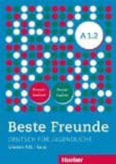 Descarga de libros gratis en pdf. BESTE FREUNDE A1/2 GLOSARIO XXL DEUTSCH-SPANISCH ALEMÁN-ESPAÑOL: DEUTSCH FÜR JUGENDLICHE. DEUTSCH ALS FREMDSPRACHE 9783195410519 de