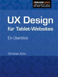 ux design für tablet-websites (ebook)-christian kuhn-9783868024319