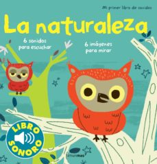 Encuentroelemadrid.es Mi Primer Libro De Sonidos: La Naturaleza Image
