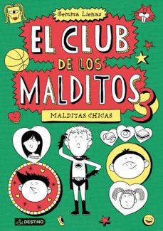 malditas chicas (ebook)-gemma lienas-9788408129219